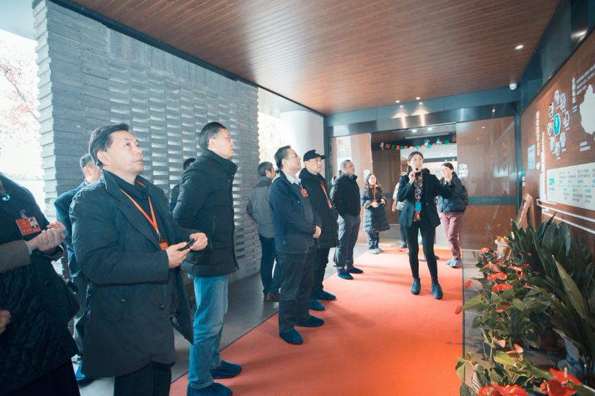 鼓楼在行动—— 南京市鼓楼区人大代表考察朗诗常青藤-五马渡站